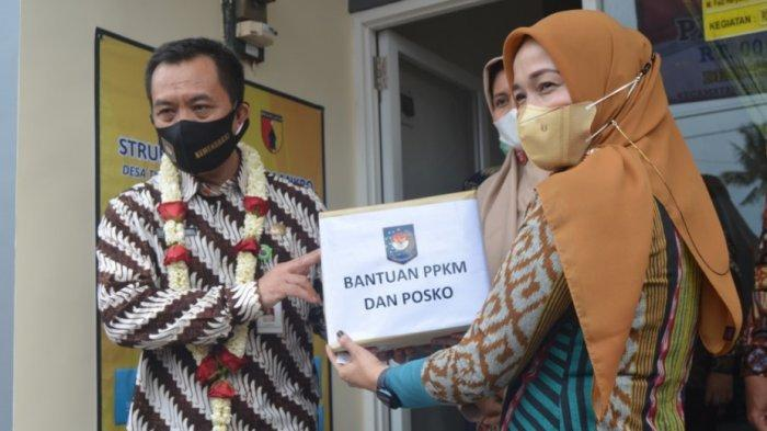 Desa Tunjungtirto Bisa Menjadi Role Model PPKM Mikro kata Dirjen Bina Pemdes