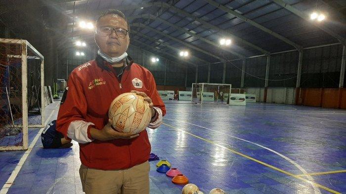 Tim Bola Tangan DKI Jakarta Harus Patuhi Prokes kata Yusmar Edi