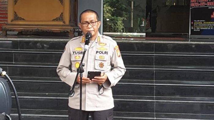 Kabid Humas Polda Metro Jaya, Kombes Pol Yusri Yunus memberikan keterangan terkait kelanjutan dari kasus ini.