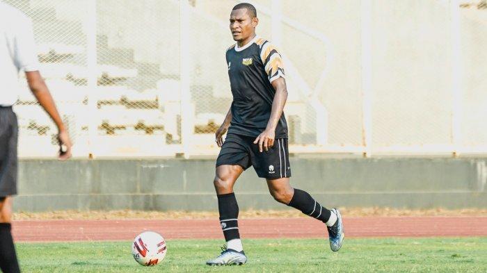 Dewa United FC Rekrut Yustinius Pae Demi Target ke Liga 1