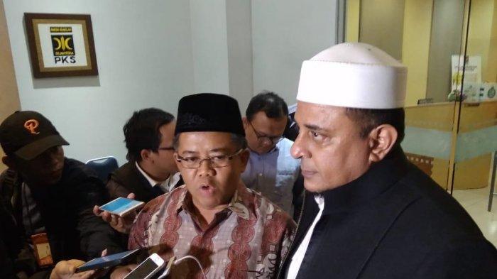 Ketua Umum GNPF Ulama Yusuf Martak