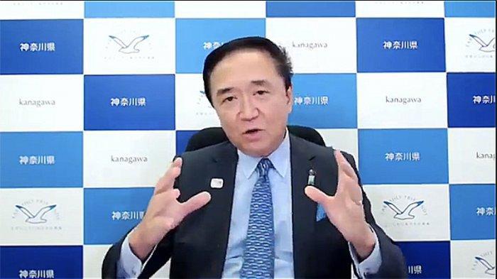 Gubernur Kanagawa Sebut Denda Corona Tak Bisa Diterapkan di Jepang