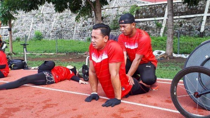 Zaenal Aripin Puji Perhatian Presiden Joko Widodo Kepada Olahraga Disabilitas