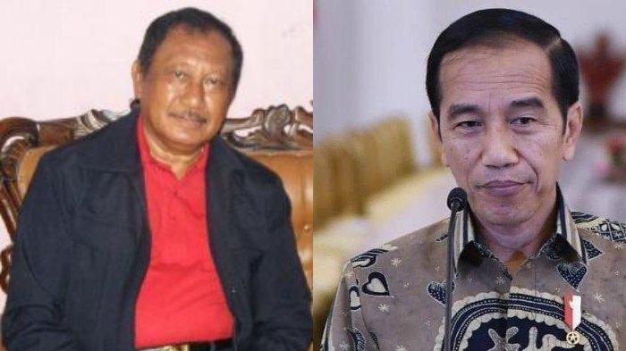 Mantan Gubernur Sulsel Zainal Basri Palaguna Wafat, Pernah Teteskan Air Mata untuk Presiden Jokowi
