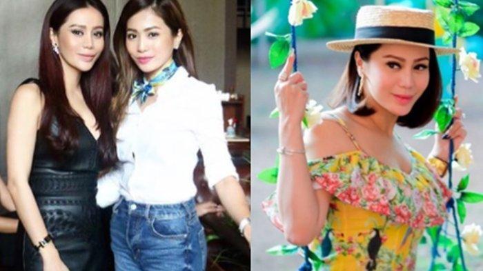 Bunga Zainal Bahagia dengan Suami, Sang Kakak Vicky Zainal Putuskan Cerai Setelah 10 Tahun Nikah