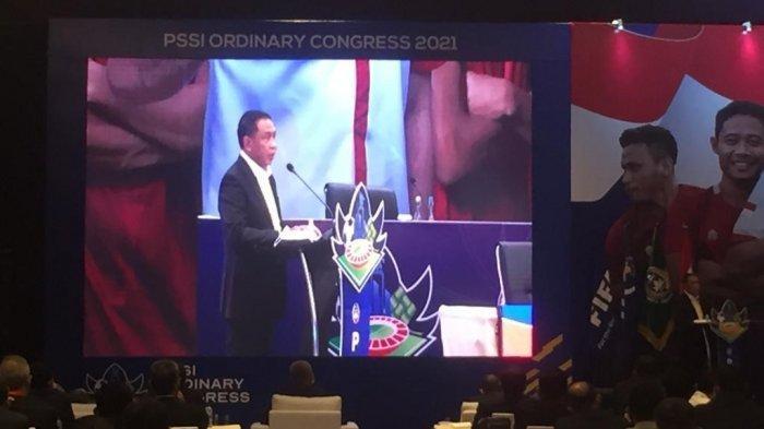 Zainudin Amali Lapor ke Presiden Soal PSSI yang belum Punya Kantor dan Tempat Pemusatan Latihan
