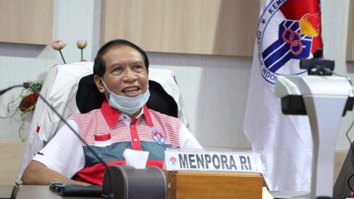 Menpora Ingin Atlet Indonesia Bijak dalam Bermedia Sosial dan Pandai Kelola Keuangan
