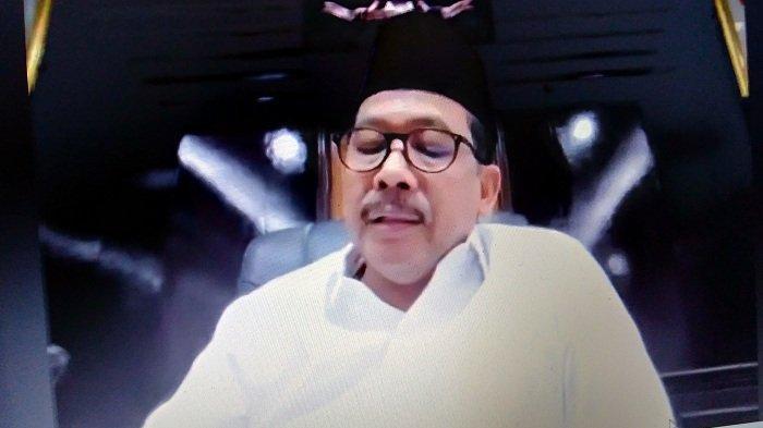 Wakil Menteri Agama (Wamenag), Zainut Tauhid Saadi dalam kajian daring yang diselenggarakan Kemenag, Senin (4/5/2020).
