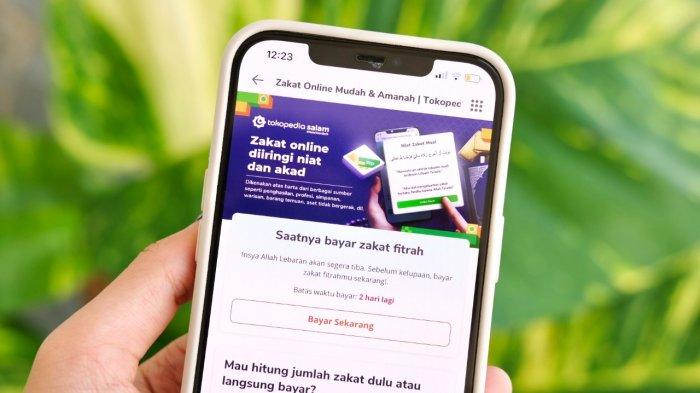 Transaksi Zakat Maal Via Digital di Tokopedia Naik Hampir 3x Lipat Selama Ramadan