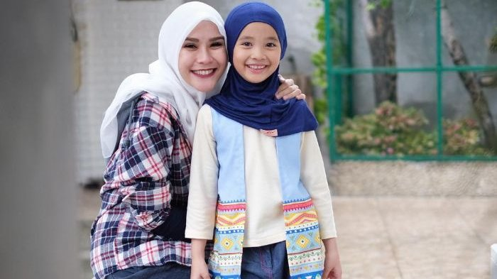 Kana Sybilla Bramantyo Ulang Tahun yang ke-10, Zaskia Adya Mecca Kenang Masa-masa Awal Jadi Ibu