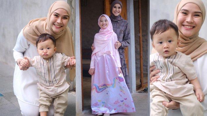 Cari Baju Lebaran untuk Anak? Lirik Pilihan Zaskia Adya Mecca, Dress Unicorn hingga Baju Koko Imut
