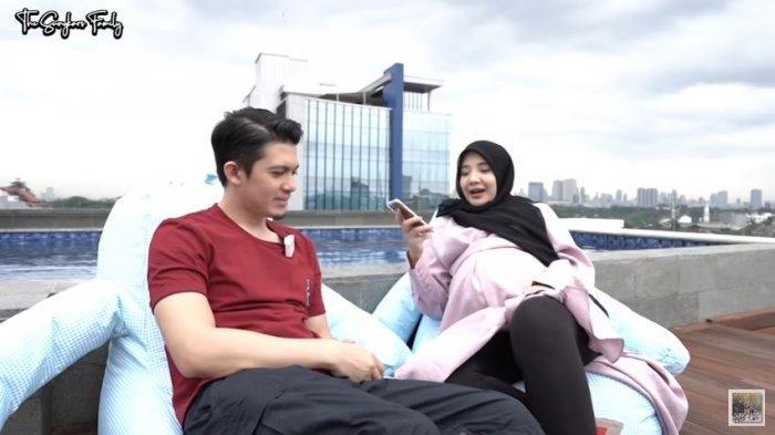Zaskia Sungkar dan Irwansyah sudah membocorkan nama buah hatinya.