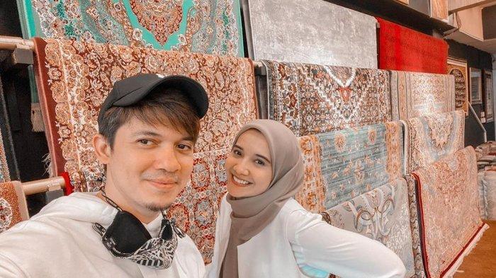 Zaskia Sungkar hamil 4 bulan dan Irwansyah