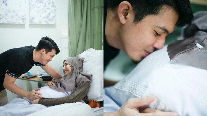 Zaskia Sungkar dan Irwansyah telah dikaruniai anak pertama, ini nama sang buah hati.