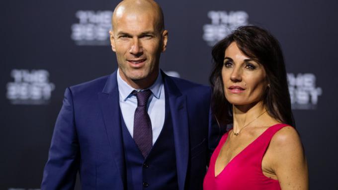 Kisah Perjalanan Cinta Zinedine Zidane yang Meluluhkan Hati Model Spanyol