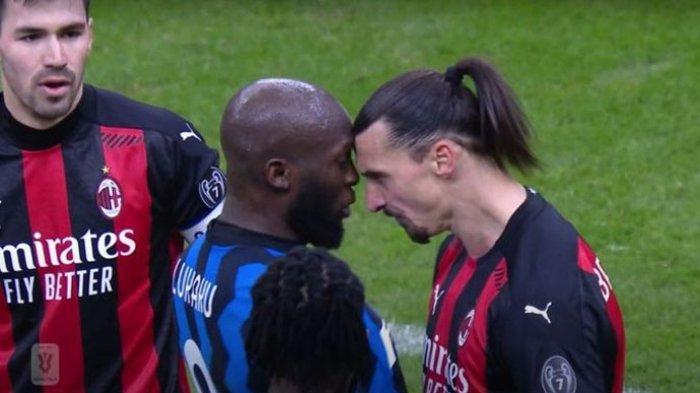 Soal Makian Zlatan Ibrahimovic Ungkit Soal 'Voodoo', Apa Kaitannya dengan Romelu Lukaku?