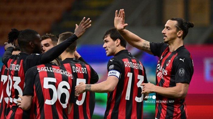 Liverpool vs AC Milan Liga Champions, Ibrahimovic Cedera, Klopp: Singa Tidak Beristirahat Lama!