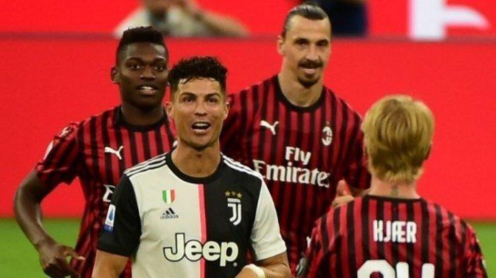 Air Mata Zlatan Ibrahimovic & Ambisi Cristiano Ronaldo Pecahkan Rekor Bersejarah
