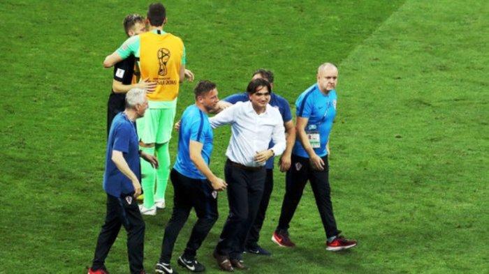 Kroasia Sampai Semifinal Merupakan Sukses Besar kata Zlatko Dalic