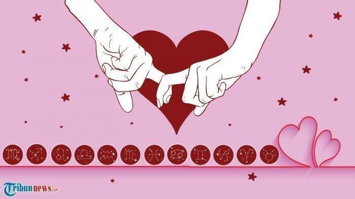 RAMALAN ZODIAK Cinta Jumat 9 April 2021: Gemini Puaskan Keinginan Kekasih, Aries Sangat Bahagia