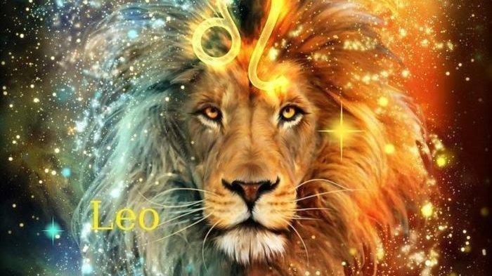 Lambang zodiak Leo.(Tribunnews.com)
