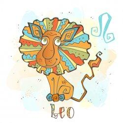 Zodiak Leo