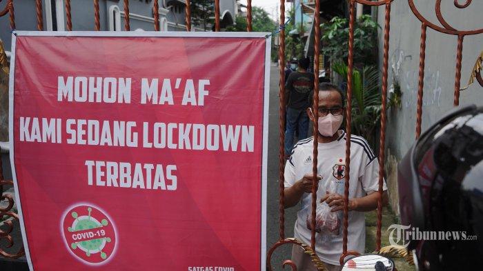 Kasus Covid-19 Melonjak, Pemerintah Diminta Pertimbangkan Usulan Lockdown Akhir Pekan