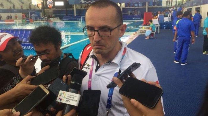 Menang Dramatis Atas Hong Kong, Zoran Kontic: Ini Kemenangan Bersejarah Bagi Timnas Polo Air Putri