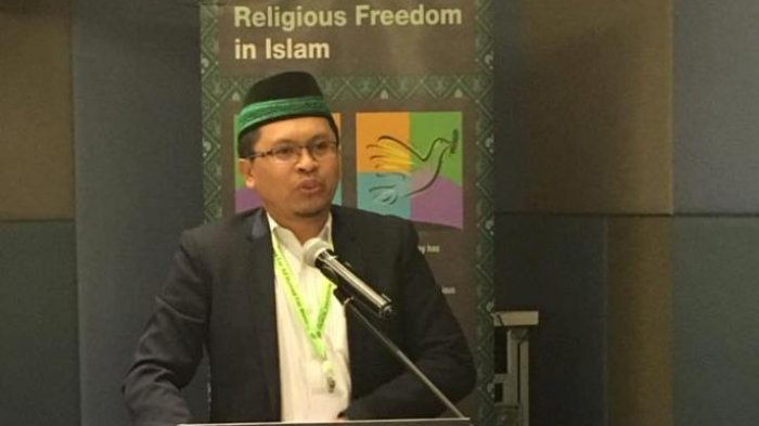 Politisi PDIP Zuhairi Misrawi Sebut Tak Tepat Definisi Khilafah Dihubungkan OKI: Memang Agak Aneh