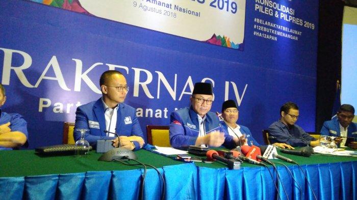 Pengamat: PAN Cukup Terbuka Gabung Koalisi Jokowi Jika Reshuffle Terjadi
