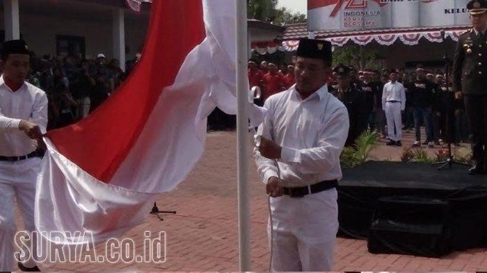 10 Tahun Enggan Hormat Bendera Merah Putih, Anak Amrozi ...