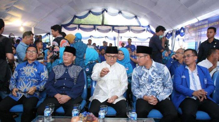 DPD PAN Gelar Rapat Konsolidasi dengan DPC se-Kota Tangerang