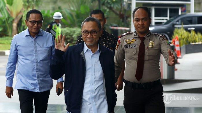 Pasca-Diperiksa KPK, Zulhas Sebut Kemenhut Tak Beri Izin Alih Fungsi Hutan di Riau ke PT Palma Satu