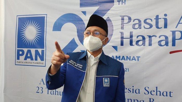 Jokowi Undang PAN dan Petinggi Parpol Koalisi ke Istana, Ada Apa? Ini Kata Staf KSP