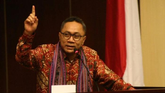 Ketua MPR Angkat Bicara Soal Pernyataan Kapolri Ada Upaya Kuasai DPR