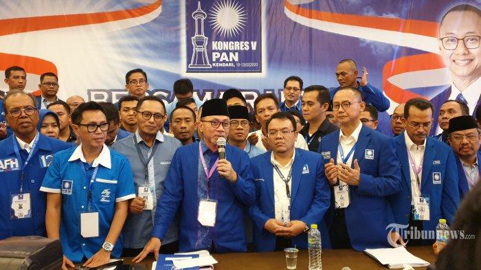 PAN Diprediksi Akan Gabung Koalisi Jokowi Seiring Terpilihnya Zulkifli Hasan Jadi Ketua Umum