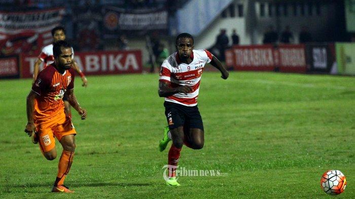 Greg Nwokolo Jawab Isu Gabung AHHA PS Pati FC, Bantah Gabung PSM Makassar