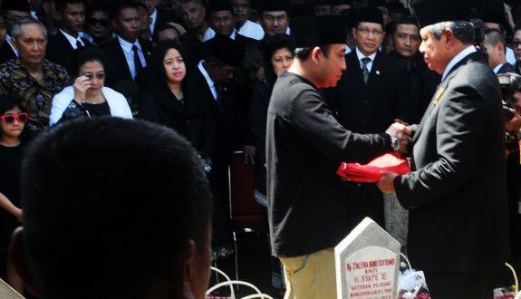 Mohammad Rizki Pratama Diprediksi Bakal Jadi Kartu Truf Megawati di Bursa Ketum PDIP