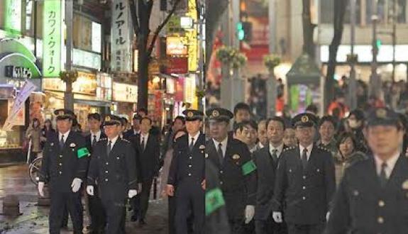 Demi Perayaan Malam Tahun Baru Kepolisian Tokyo Turunkan 26 Ribu Personel