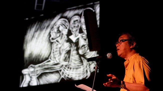 Butet Kartaredjasa: Pandemi Membuat Budayawan Makin Inovatif
