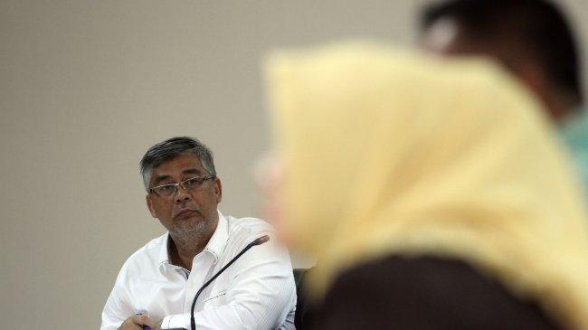 Kejaksaan BNN Lengkapi Berkas Kasus Narkoba Akil Mochtar
