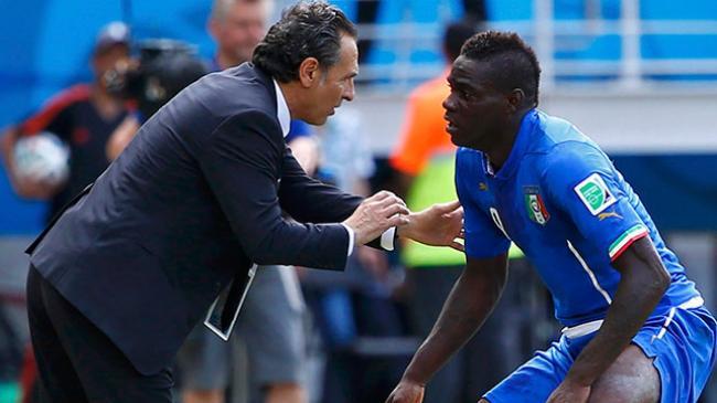 Prandelli: Mario Balotelli Hidup di Dimensi yang Jauh dari Kehidupan Nyata