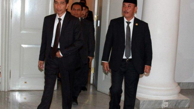 DPRD DKI Setujui Pengunduran Diri Jokowi