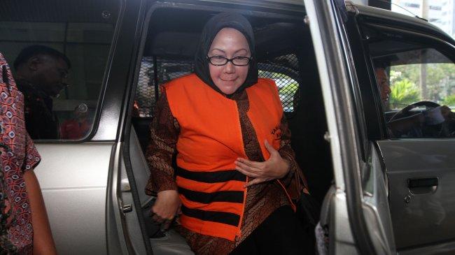 Kemenkumham Telusuri Keterlibatan Petugas Bantu Masukan Handphone Ratu Atut ke Lapas