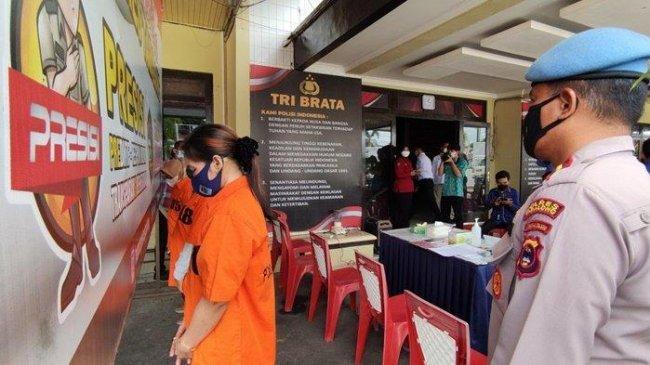 3 Emak-emak di Tabalong Diciduk Polisi, Nekat Gadai Mobil Rental, Butuh Uang Bayar Utang