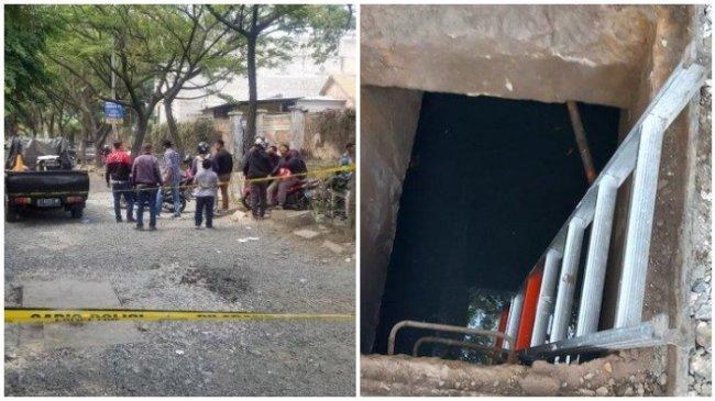 3 Orang Tewas dalam Gorong-gorong di Tangerang, Diduga Hirup Gas Beracun saat Perbaiki Kabel