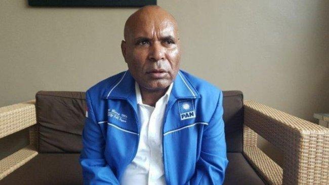 Mumtaz Rais Sampaikan Duka Mendalam Wafatnya Ketua DPW PAN Papua