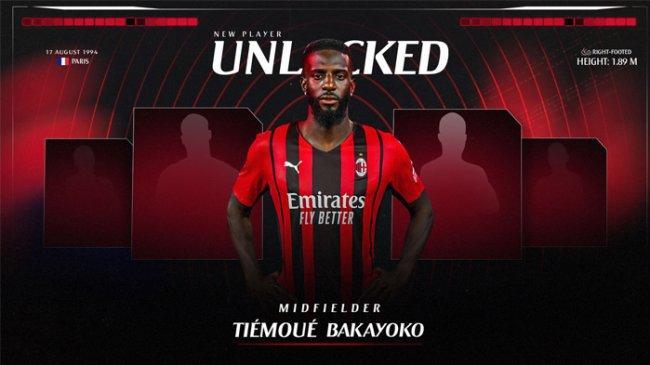 Bursa Transfer AC Milan - Tiemoue Bakayoko dalam Pelukan & Gebrakan di Penutupan Pasar Transfer