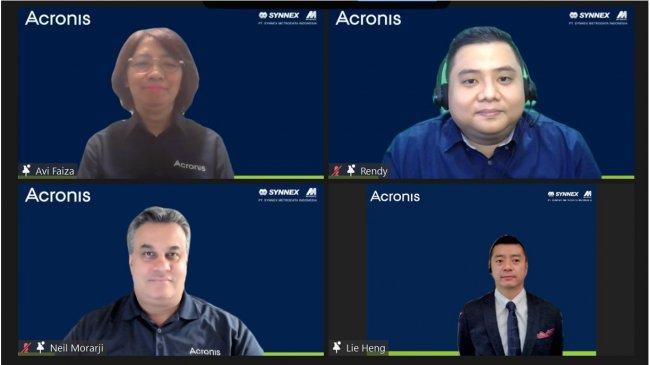 Perusahaan Solusi Perlindungan Siber Garap Pasar Indonesia