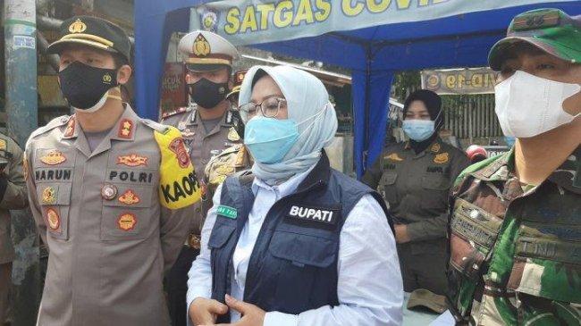 PPKM Darurat, Bupati Bogor Patroli di Seluruh Kawasan Puncak, Ini Hasilnya